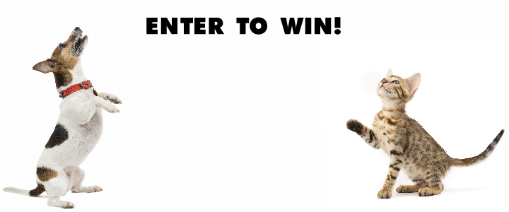 ENTER TO WIN PETshow