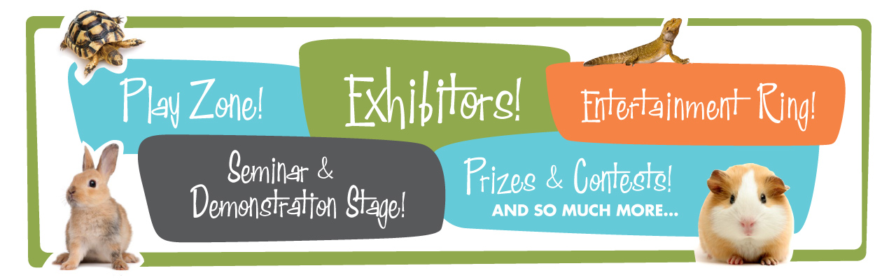 Winnipeg Pet Show Features: Prizes, Contests, Entertainment Ring, Seminars, Play Zone and more!